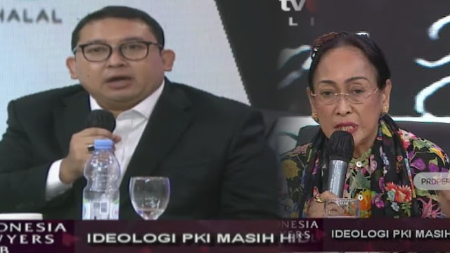 Fadli Zon Bantah Sukmawati: Ideologi PKI adalah Marxisme-Leninisme, bukan Pancasila!