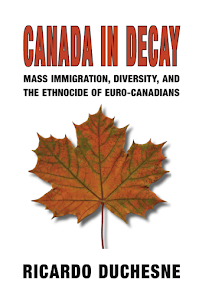 "New best-seller ""Canada In Decay"""