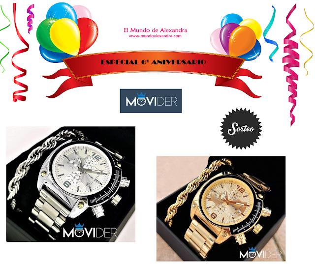 sorteo reloj + pulsera