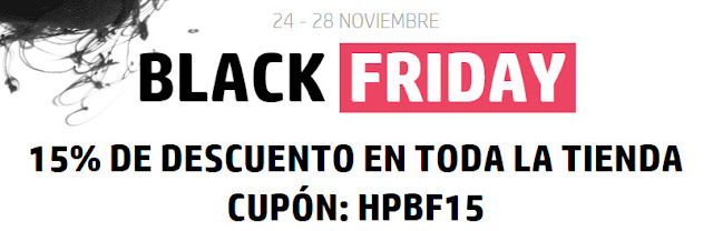 Black Friday HP Store 2016