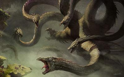 Ular Naga 10 Makhluk Mitologi Arab Jahiliyah