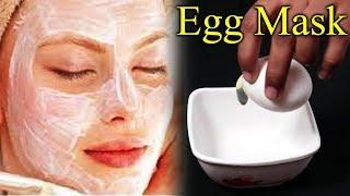 Home Egg Mask Facial   Fairness Egg Face Pack