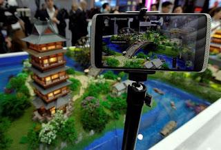 Congreso mundial de Barcelona - Tecnología