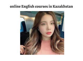 online English courses in Kazakhstan