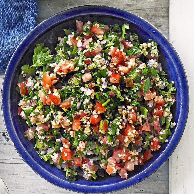 Tabouli Salad - Vegan