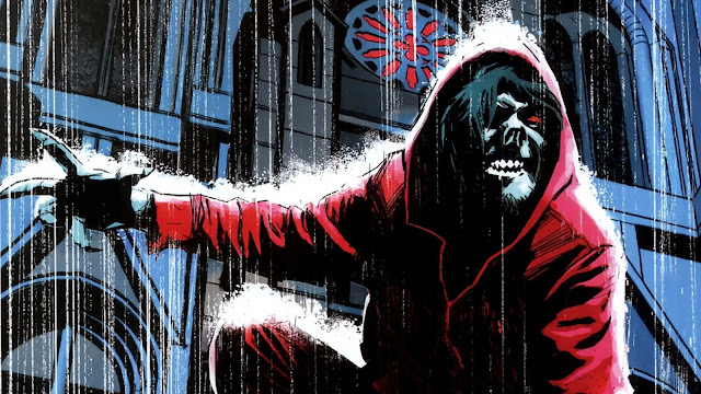 Morbius : The Living Vampire