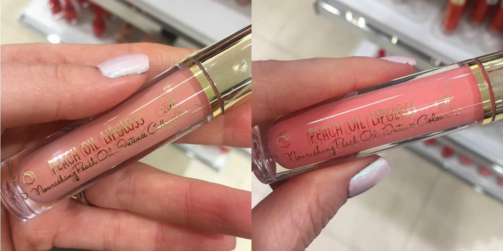 Primark Just Peachy Review And Photo S Too Faced Sweet