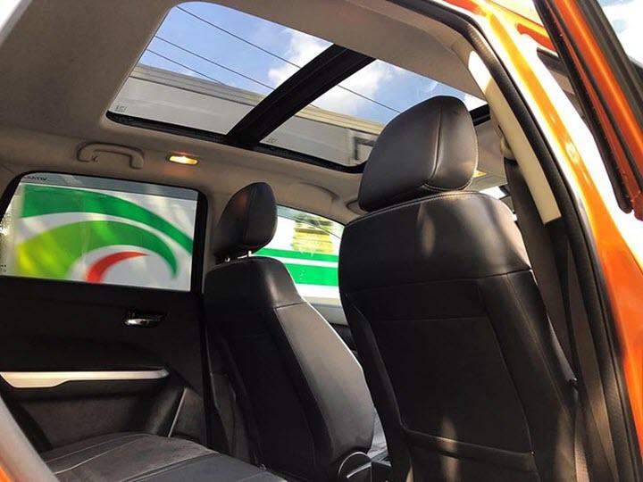 Suzuki Vitara đời 2015 giá dưới 600 triệu đồng sau 5 năm sử dụng