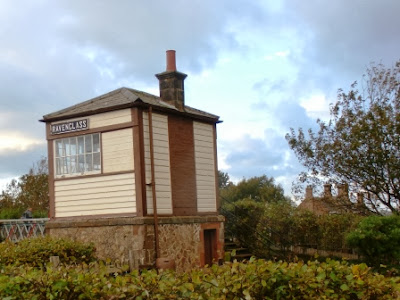 Furness Railway signal box