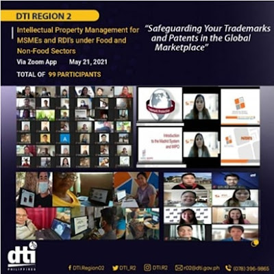 DTI Trademark and Patent