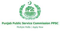 Punjab Public Service Commission PPSC Jobs 2021 For Management Staff