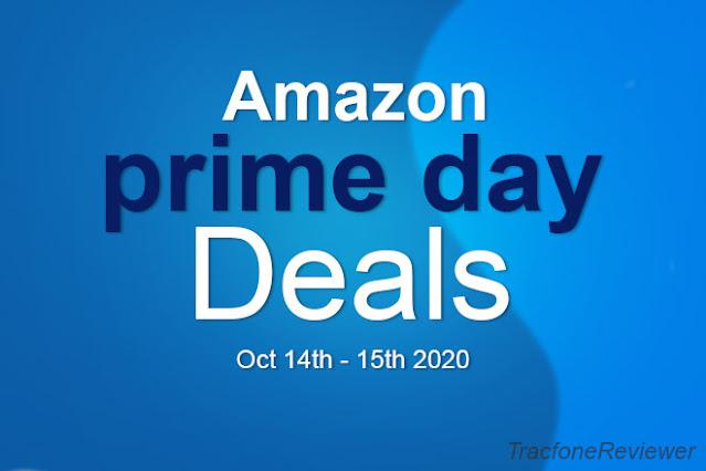 Amazon Prime Day Deals Tracfone
