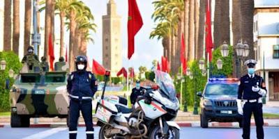 Maroc- le gouvernement prolonge de 2 semaines les mesures de précaution adoptées le 13 janvier