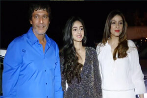Ananya Pandey Father and mother images, Ananya Pandey Father and mother Photo