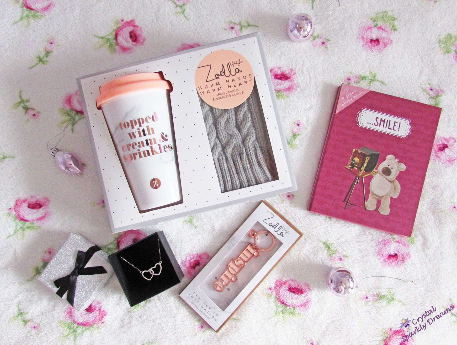 Fingerless gloves asda - I Also Received These Bits From Friends I Just Love The Zoella Items The Key Chain Already Has Pride Of Place On My Favourite Bag And The Necklace Is