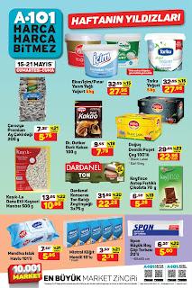 a101 katalog broşür aktüel 15-21 Mayıs haftanın fırsatların ürünleri sipariş