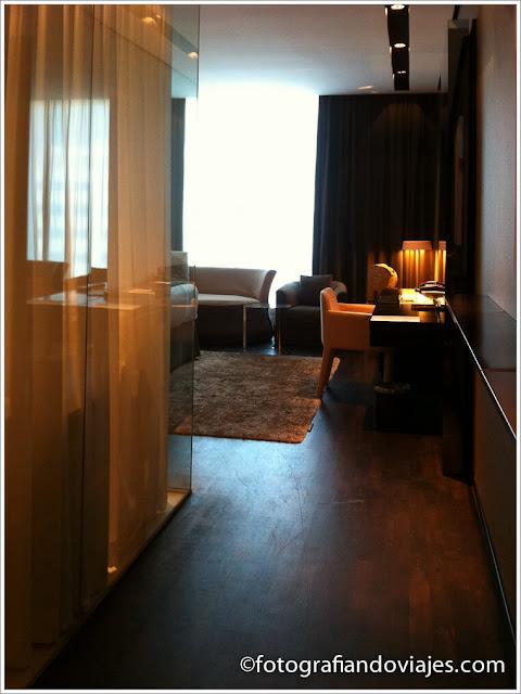 Habitación del Hotel Meliá Dubai
