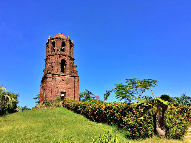 Bantay Church Bell Tower in Ilocos Sur