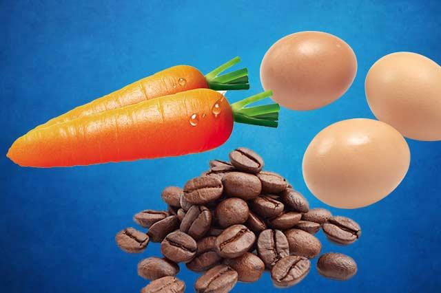 La Zanahora Los Huevos Y El Cafe El café se disolvió, — respondió la chica. la zanahora los huevos y el cafe
