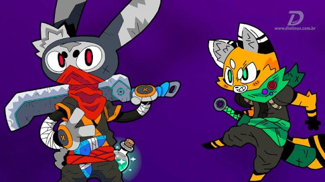 desenho-animação-birdo-studio-cartoon-network-pocket-trap-game-jogo-ninjin-akai