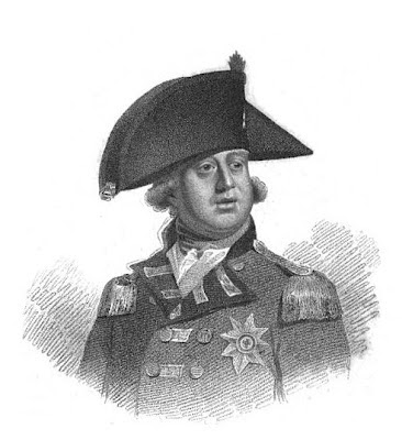 George III   from Memoirs of Queen Charlotte  by WC Oulton (1819)
