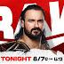 WWE Monday Night Raw 11.01.2021| Vídeos + Resultados