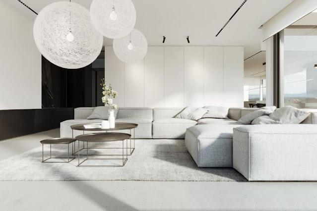 Minimalist Bir Ev