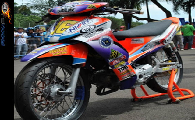 acara even road race jupiter z