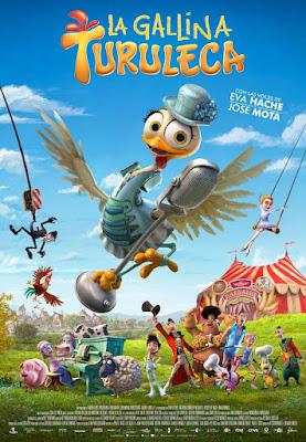 La gallina Turuleca [2020] [NTSC/DVDR- Custom HD] Ingles, Castellano