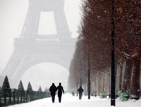Salju terbaik di Prancis