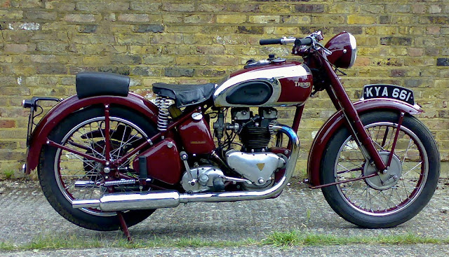 Triumph Speed Twin (1938) Price, Specs, Review, Top speed, Wikipedia, Color