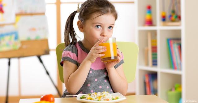 اهم العناصر الواجب توافرها والتي يحتاجها جسم الطفل
