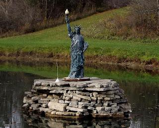 statue of liberty replica, montgomery mi