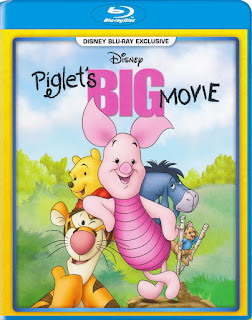 Winnie The Pooh: La Gran Película de Piglet [BD25] *Con Audio Latino *Bluray Exclusivo