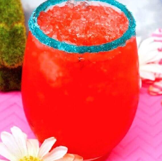 MOANA HAWAIIAN PUNCH RECIPE #drinks #drinkforkids