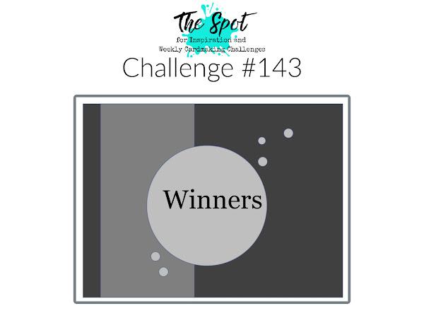 Challenge #143 Winners