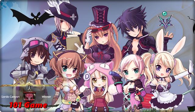 Обзор китайской аниме игры Seiya Online