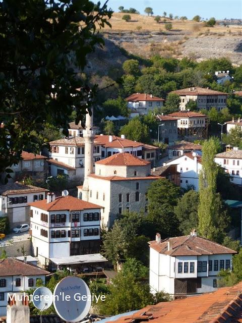 Safranbolu'nun tarihi camileri