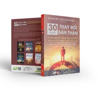 Sách 30 Ngày Thay Đổi Bản Thân - Loại Bỏ 30 Thói Quen Xấu Đánh Cắp Thời Gian Của Bạn - Tập 2 ebook PDF EPUB AWZ3 PRC MOBI