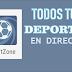 TODOS LOS DEPORTES EN DIRECTO