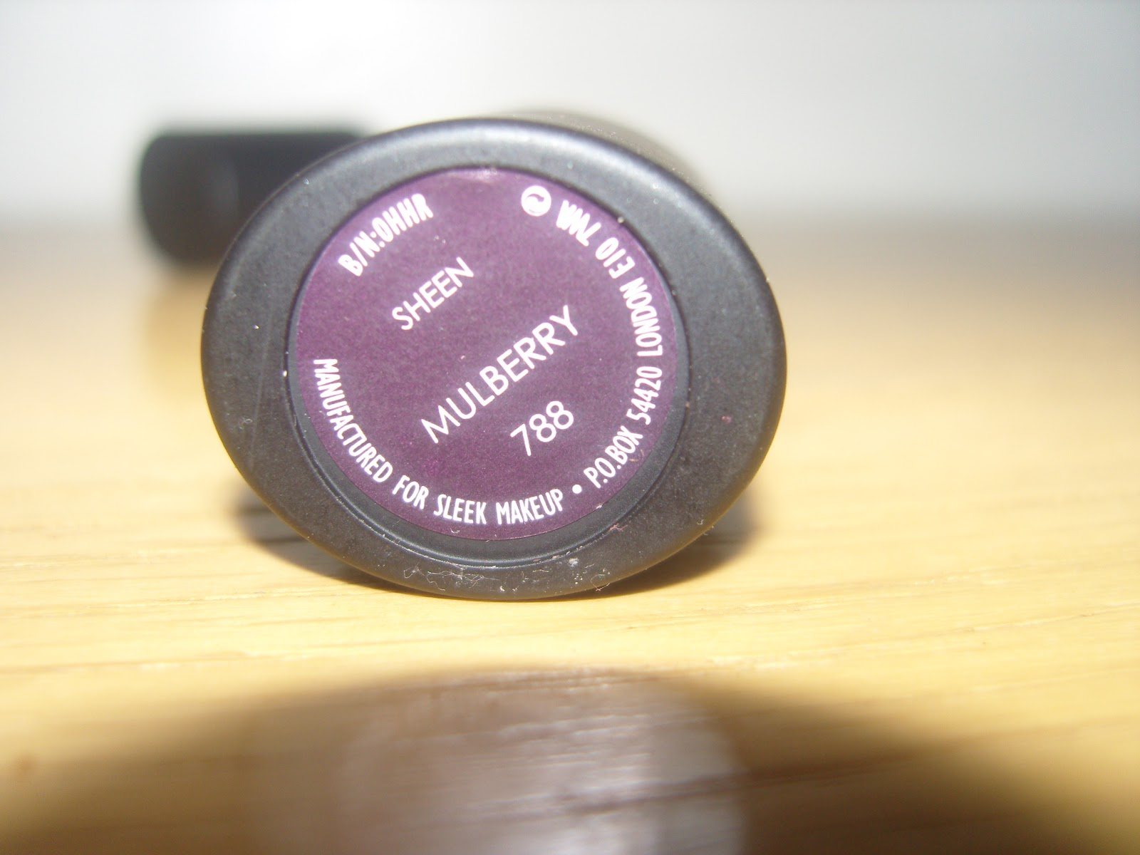 Mulberry Colour Lipstick