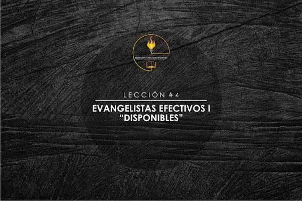 T 1 - L 4 • DISPONIBLES • E-C-E