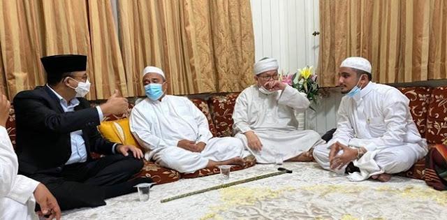 Kunjungan Anies Ke HRS Dinyinyiri, Ini Balasan Untuk Golkar DKI