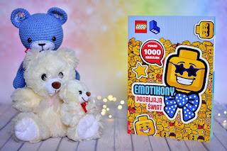 """""""Lego® Iconic. Emotikony podbijają świat Lego – LEGO"""" - książki dla dzieci #8"""