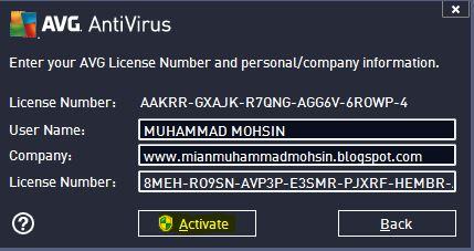 virus programm avg