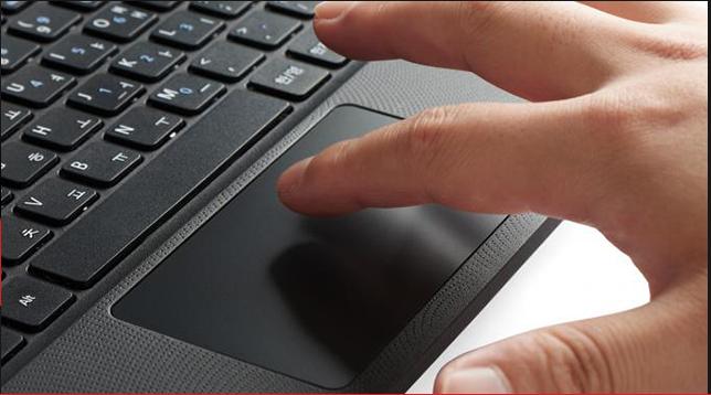 kursor laptop tidak bergerak