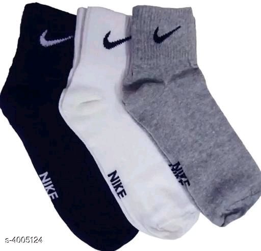 Trendy Men's Socks Combo
