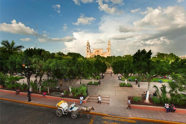 Visita Mérida, Yucatán