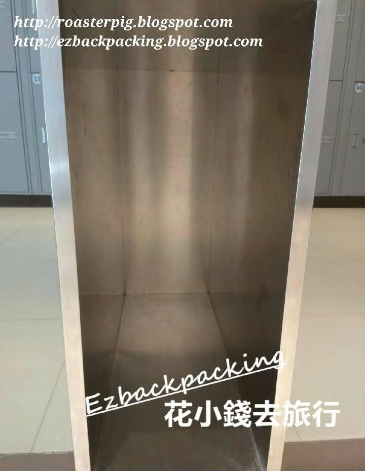 沙田新城市廣場locker尺寸