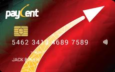 بطاقة Paycent
